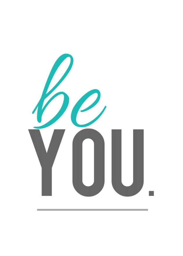 Be You by littleinspiration :: #EatSleepMarket