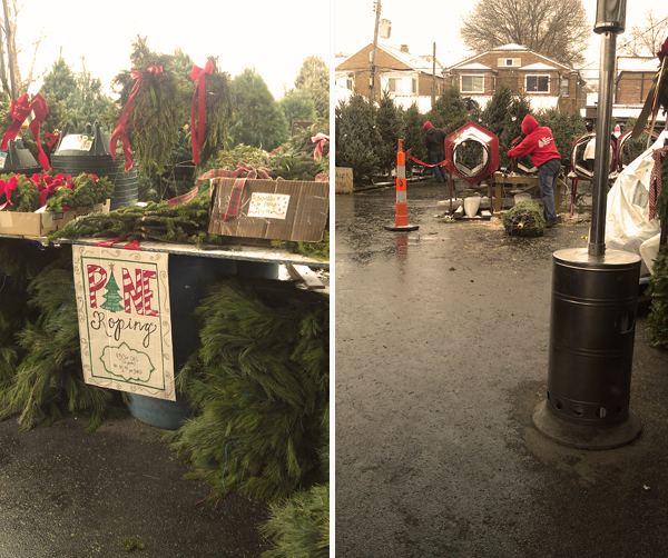 Christmas Tree Time! :: #EatSleepMarket