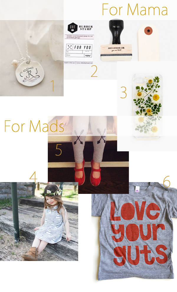 Spring Time for Mama + Mads :: #EatSleepMarket