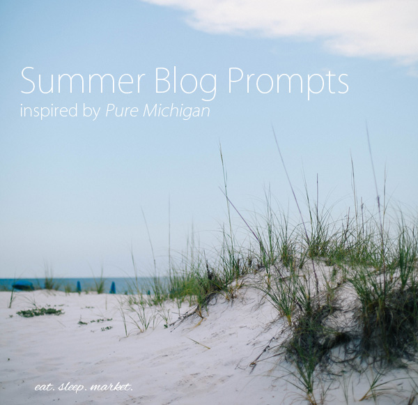 Summer Blog Prompts | Blog Ideas for Your Summer